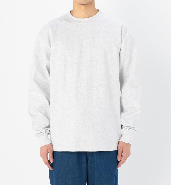【ビショップ/Bshop】 【CAMBER】ヘビーウェイト 長袖Tシャツ MEN