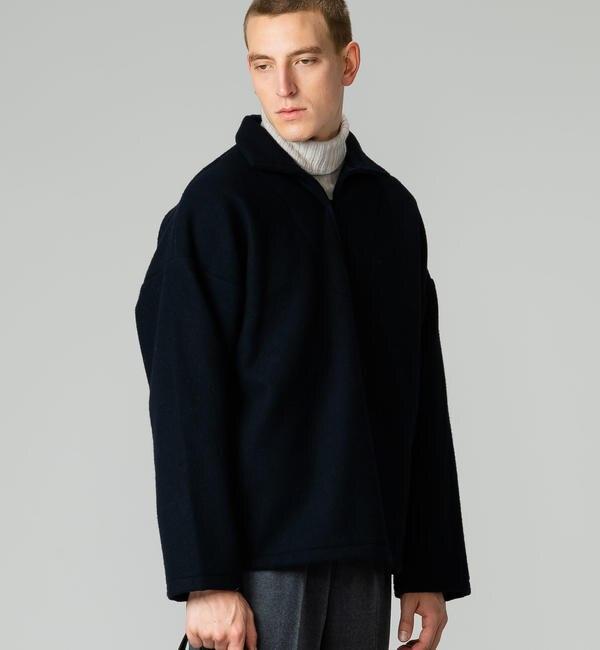 モテ系メンズファッション|【ビショップ/Bshop】 【VETRA】ウールモッサスモック MEN