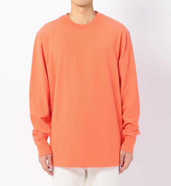 【ビショップ/Bshop】 【AIME LEON DORE】長袖ロゴTシャツ INFRARED MEN