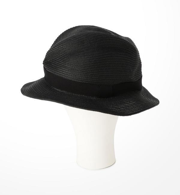 <アイルミネ>【mature ha.】 BOXED HAT 4.5cm brim / MEN画像