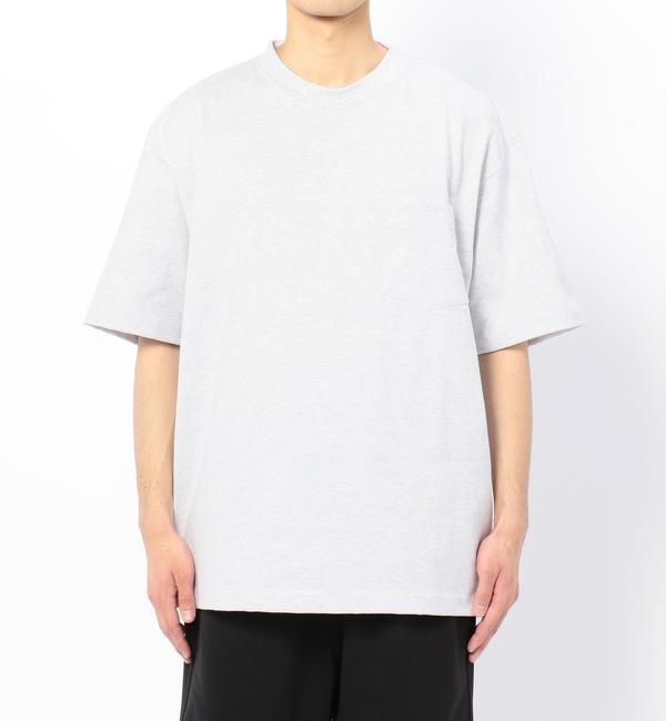 【ビショップ/Bshop】 【CAMBER】ヘビーウェイト ポケットTシャツ MEN
