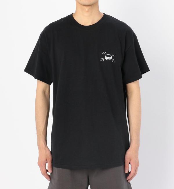 【ビショップ/Bshop】 【BURGER LORDS】CHINATOWN プリントTシャツ MEN