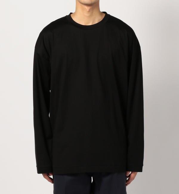 【ビショップ/Bshop】 【ATON】オーバーサイズ長袖Tシャツ MEN
