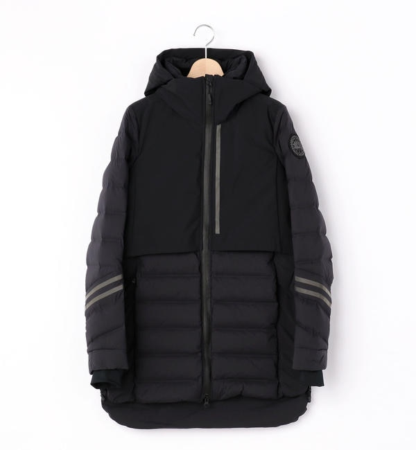 【ビショップ/Bshop】 【CANADA GOOSE】HYBRIDGE CW ELEMENT JACKET ダウンジャケット WOMEN