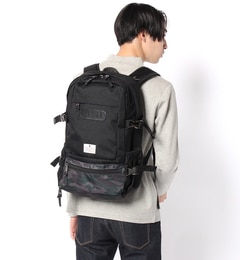 【ディスコートパリシアン/Discoat Parisien】 【MAKAVELIC】RAINPROOF BACKPACK [送料無料]