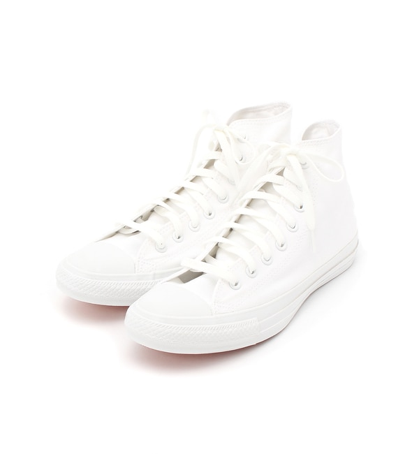 【ディスコートパリシアン/Discoat Parisien】 【CONVERSE】ALL STAR WHITEPLUS HI [送料無料]