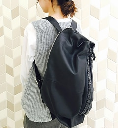 【イアパピヨネ/earPAPILLONNER】【Kawa-Kawa(カワカワ)】25bisリュック[送料無料]
