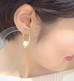 【イアパピヨネ/ear PAPILLONNER】 ボールキャッチピアス【追加生産商品】 [送料無料]