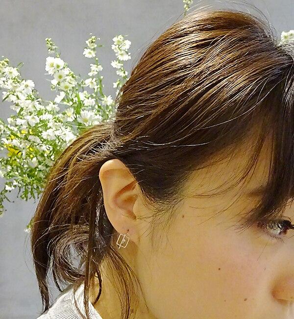 【イアパピヨネ/ear PAPILLONNER】 ダンジョンピアス [3000円(税込)以上で送料無料]