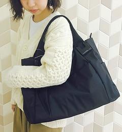 【イアパピヨネ/ear PAPILLONNER】 樹脂パーツトートバッグ L [送料無料]