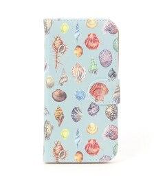 【イアパピヨネ/ear PAPILLONNER】 iPhone7 手帳型カバー シェルイラスト [3000円(税込)以上で送料無料]