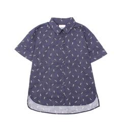 【イアパピヨネ/ear PAPILLONNER】 パイナップルシャツ [送料無料]