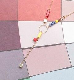 【イアパピヨネ/ear PAPILLONNER】 キューブマスターネックレス [3000円(税込)以上で送料無料]