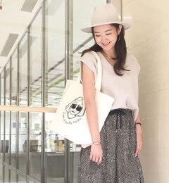 【ドゥドゥ/DouDou】AUNTトートBag[送料無料]