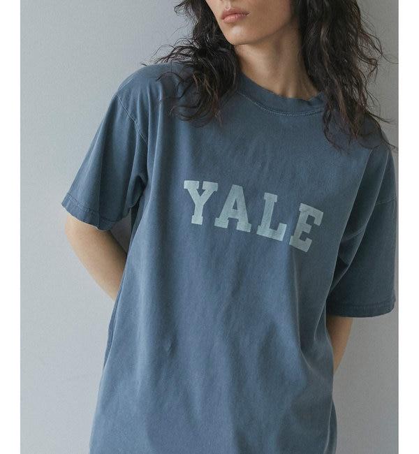 【R JUBILEE】別注ロゴTシャツ/YALE
