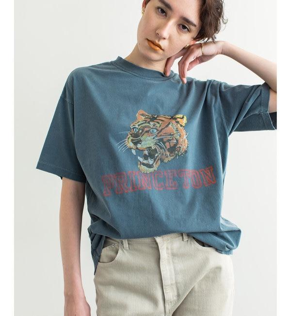 【R JUBILEE】別注ロゴTシャツ/PRINGSTON