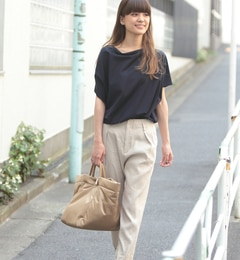 【ラシット/russet】 THREE STYLE TOTE(THE CLOUDS) [送料無料]