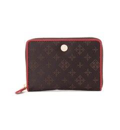 【ラシット/russet】 ファスナー式折り財布(soeru) [送料無料]