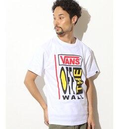 【チャオパニック/Ciaopanic】 【VANS/バンズ】OFFTHEWALL プリントTシャツ [送料無料]