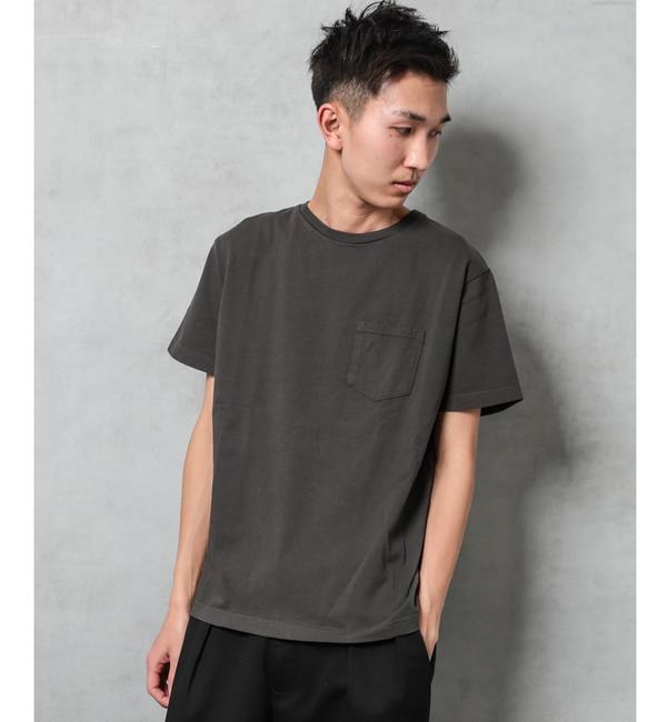 【チャオパニック/CIAOPANIC】 40/2天竺撥水加工Tシャツ [3000円(税込)以上で送料無料]