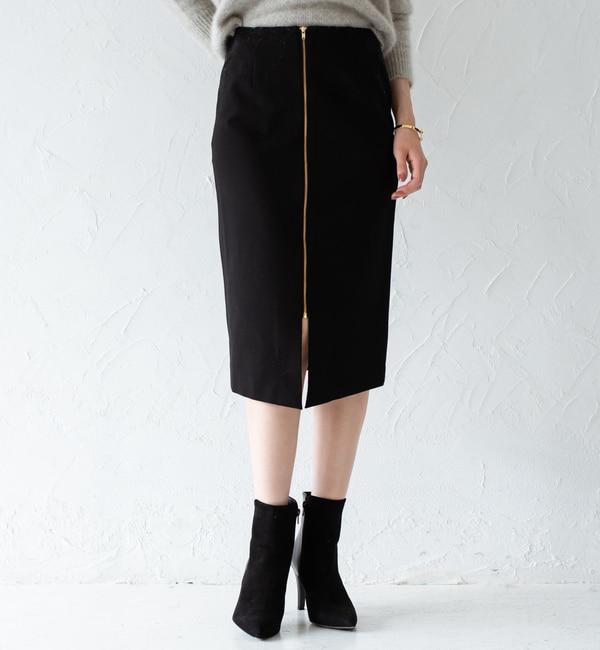 【ラウンジドレス/Loungedress】 2wayタイトスカート