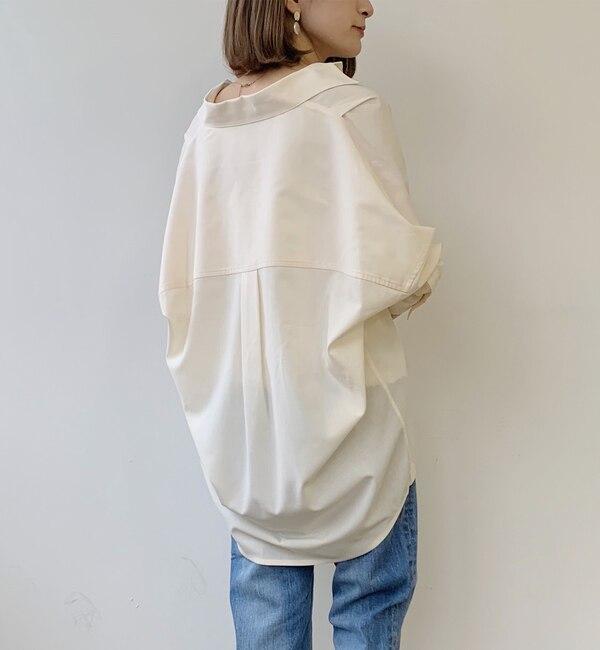 【ラウンジドレス/Loungedress】 TR BIGシャツ