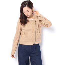 【フーズフーチコ/who'swhoChico】ライダースJK[送料無料]