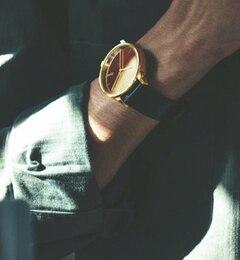 【KOMONO】WINSTON MIRROR【フーズフーギャラリー/WHO'S WHO gallery 腕時計】