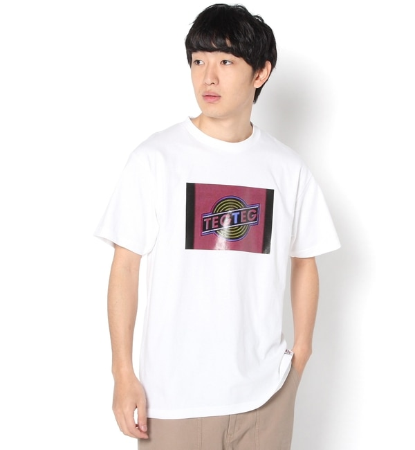 【フーズフーギャラリー/WHO'S WHO gallery】 TEGTEG_MONITIR TEE