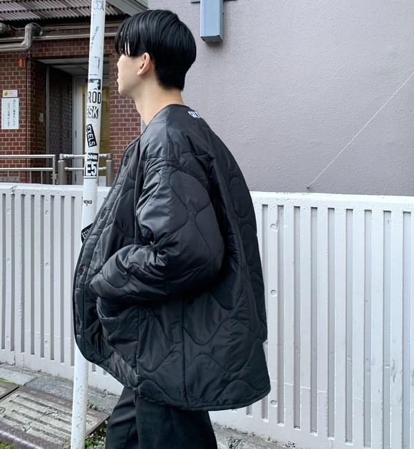 【フーズフーギャラリー/WHO'S WHO gallery】 キルティングジャケット