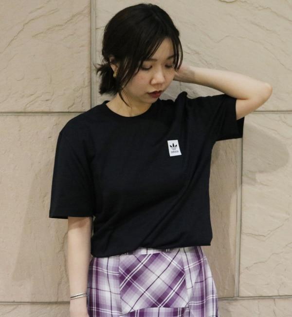 【カプリシュ レマージュ/CAPRICIEUX LE'MAGE】 【adidas】BB 2.0 Tシャツ