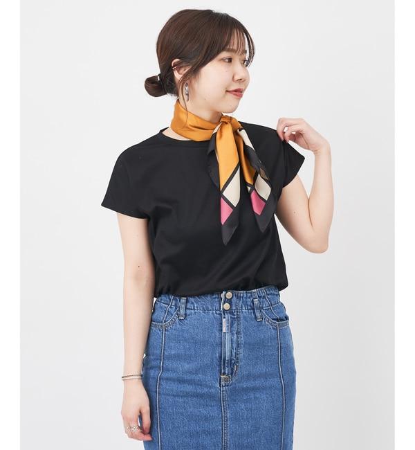 【カプリシュ レマージュ/CAPRICIEUX LE'MAGE】 〈新色入荷〉汗ジミ防止Tシャツ