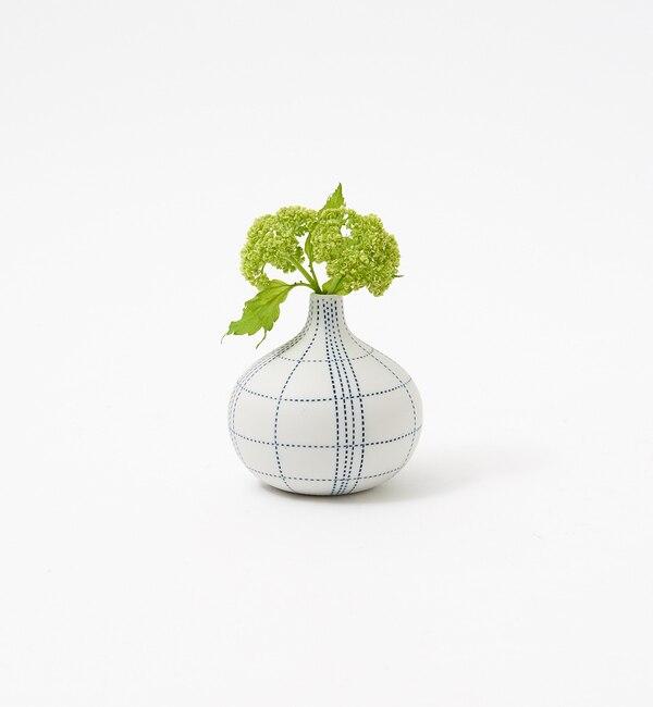 【コレックス/collex】 フラワーベース dorop vase dotline