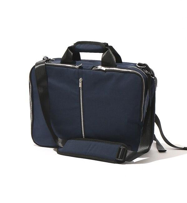 メンズファッションなら|【アバハウス/ABAHOUSE】 【3WAY】ナイロンキャンバスバッグ
