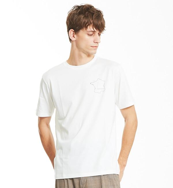 【アバハウス/ABAHOUSE】 LouvreアートプリントTシャツ