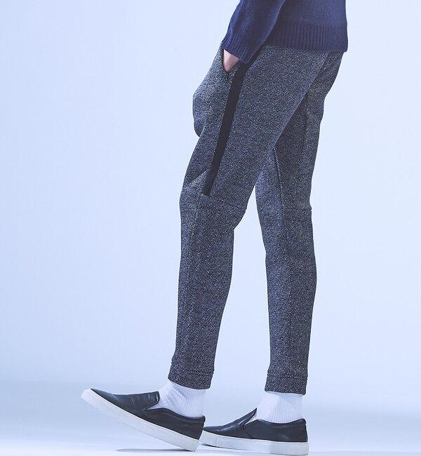 人気メンズファッション|【アバハウス/ABAHOUSE】 カルゼフリースラインジョガーパンツ