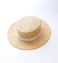 【ルージュ・ヴィフ ラクレ/Rouge vif la cle】 SANTELLI 別注リボンカンカン帽 [送料無料]