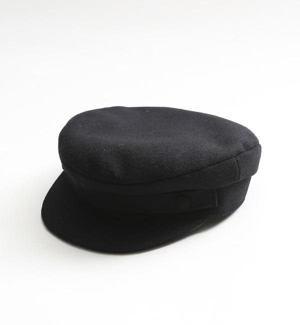 【ルージュ・ヴィフ ラクレ/Rouge vif la cle】 HOLLINGWORTH メルトン帽子