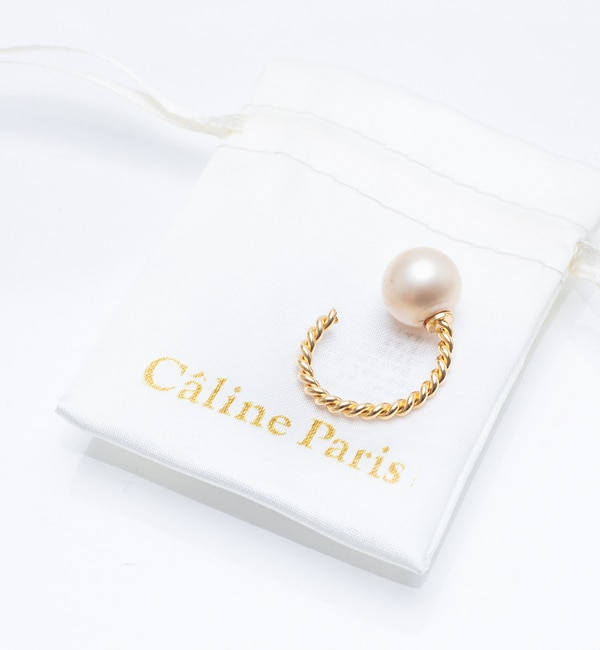 【ルージュ・ヴィフ ラクレ/Rouge vif la cle】 Caline Paris soufle perl Ring