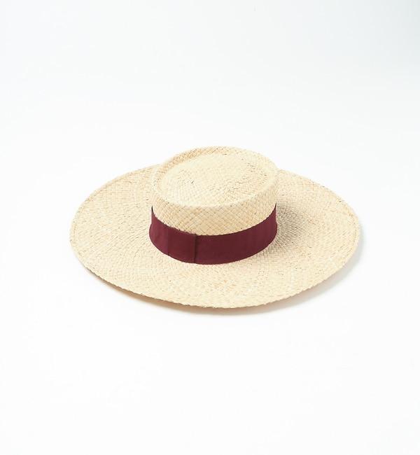 【ルージュ・ヴィフ ラクレ/Rouge vif la cle】 VENEZIAN HAT