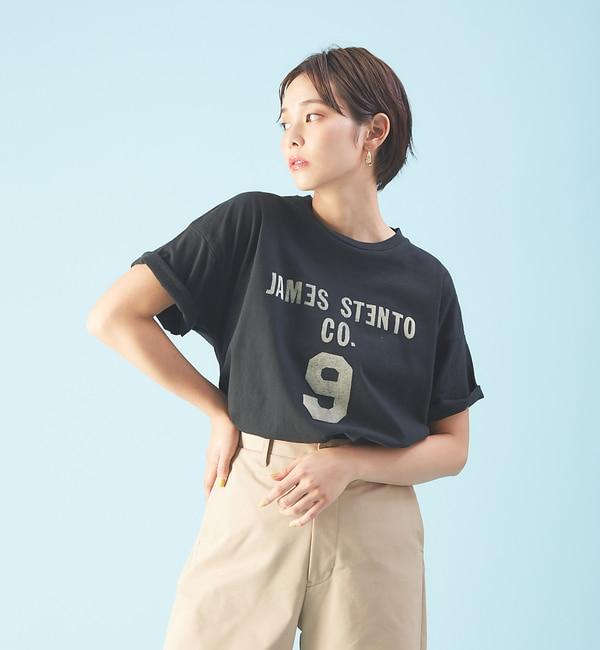 【ルージュ・ヴィフ ラクレ/Rouge vif la cle】 REMI RELIEF 別注Tシャツ
