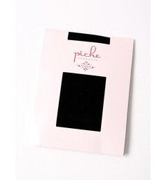 【ピシェ アバハウス/Piche Abahouse】 80デニールカラータイツ [3000円(税込)以上で送料無料]