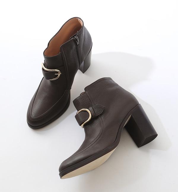 【ピシェ アバハウス/Piche Abahouse】 ★Pellico short boots [送料無料]