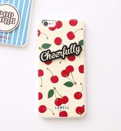 【ロウェル シングス/LOWELL Things】 iPhone6ケース CHERRY [送料無料]