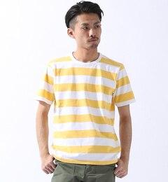 【マイセルフアバハウス/MYSELFABAHOUSE】BorderT-Shirt[送料無料]