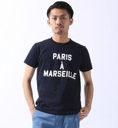 【マイセルフアバハウス/MYSELFABAHOUSE】RUSSELL別注PARIS[送料無料]