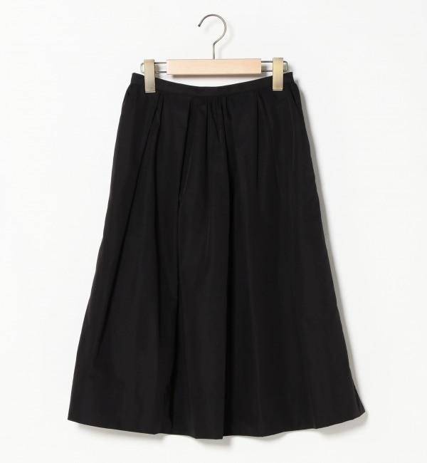 【ティアラ/Tiara】 ナイロンタフタスカート [送料無料]