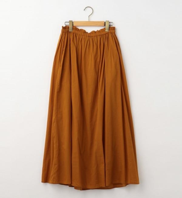 【ティアラ/TIARA】 India綿ロングスカート