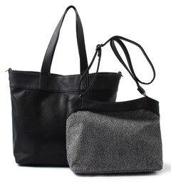 【アルカリ/alcali】 2個セットバッグ [送料無料]
