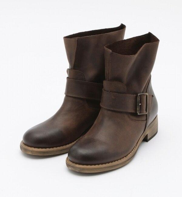 【アルカリ/alcali】 mie scarpe / エンジニアブーツ [送料無料]